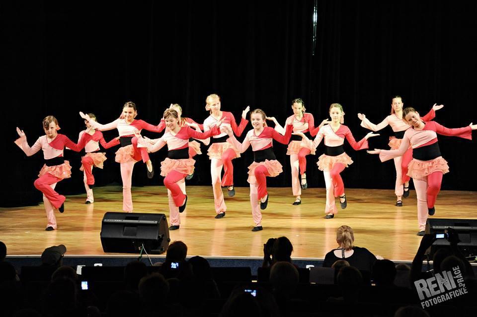 Taneční obor ZUŠ Moskevská opět slaví úspěchy!
